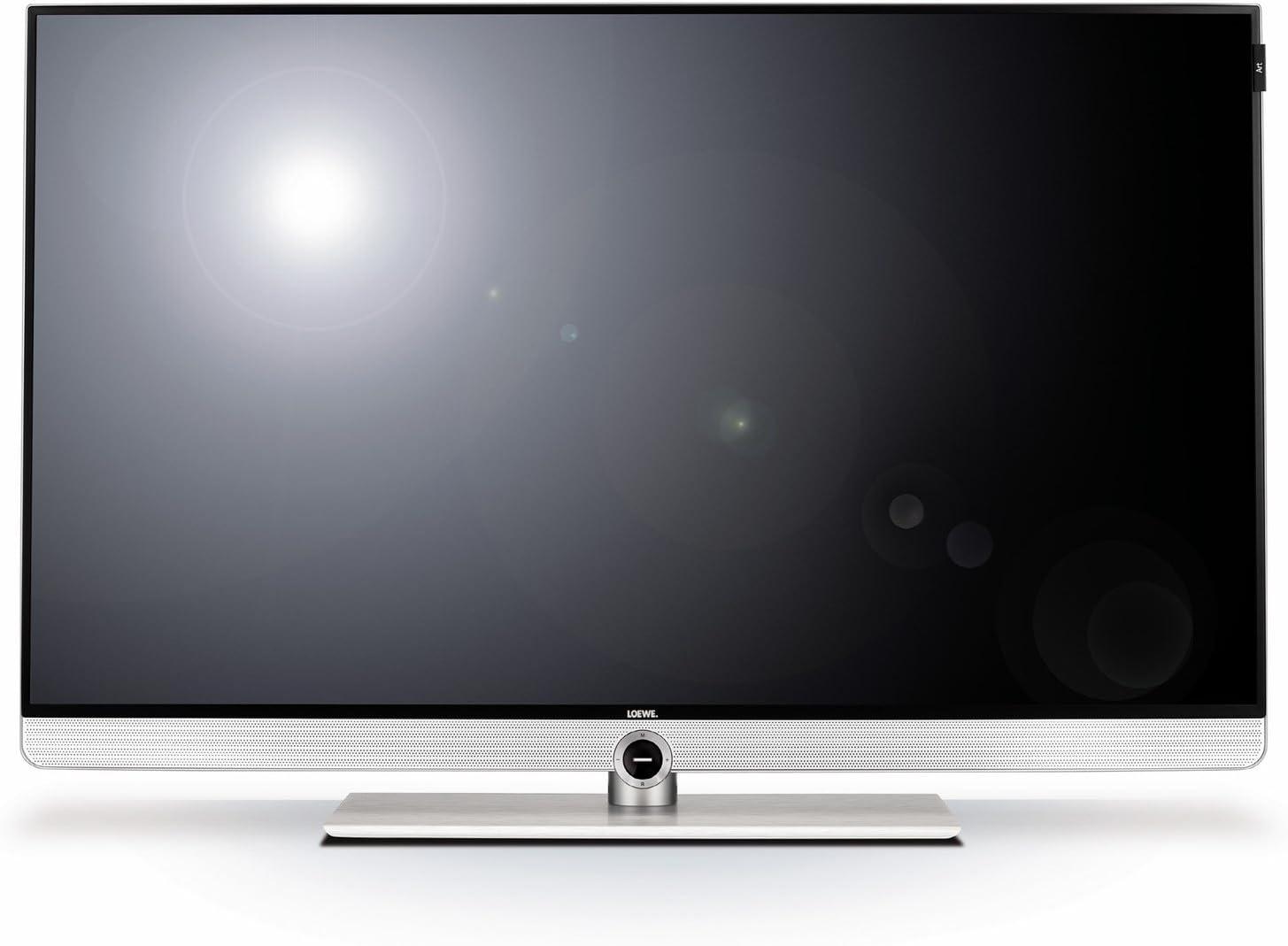 Loewe - Tv led 55 art 55 uhd 4k 200 hz, 3d, wi-fi y smart tv: Amazon.es: Electrónica