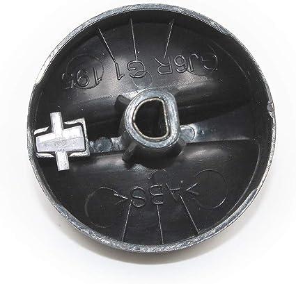 Knobs Koauto Heat & A/C Fan Speed Knob For 06-08 Mazda 6 MANUAL ...