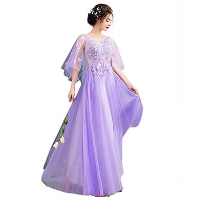 bd1772a367e13  ビビショー カラードレス パーティードレス 長袖 コンサート 安い イブニングドレス ロングドレス カクテルドレス