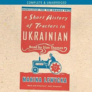 A Short History of Tractors in Ukrainian Audiobook