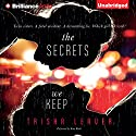The Secrets We Keep Audiobook by Trisha Leaver Narrated by Kate Rudd