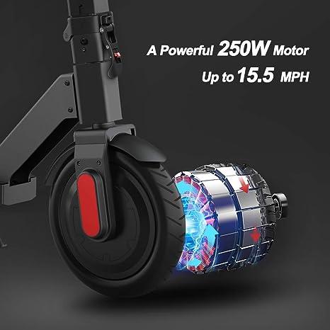 Amazon.com: Mtricscoto Electric Scooter, Ultra-Light ...