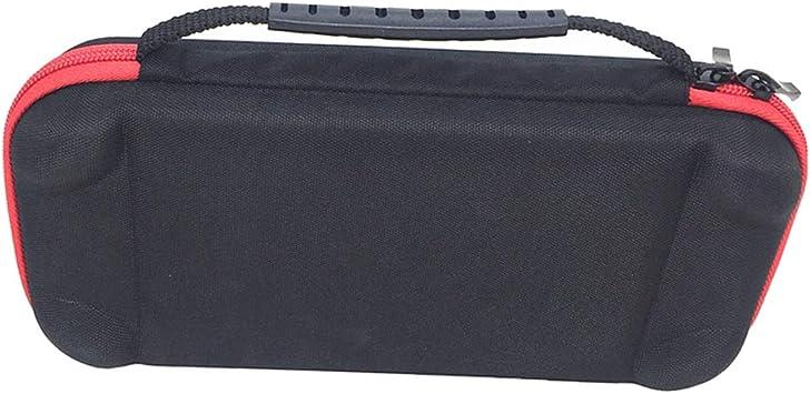 SDENSHI Carry Bag Case Nylon Shell Game Protective Storage para Nintendo Switch: Amazon.es: Electrónica