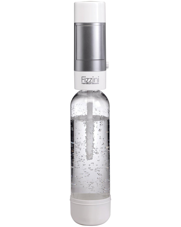 Hamilton Beach Fizzini Hand-Held Carbonated Soda Maker 85101