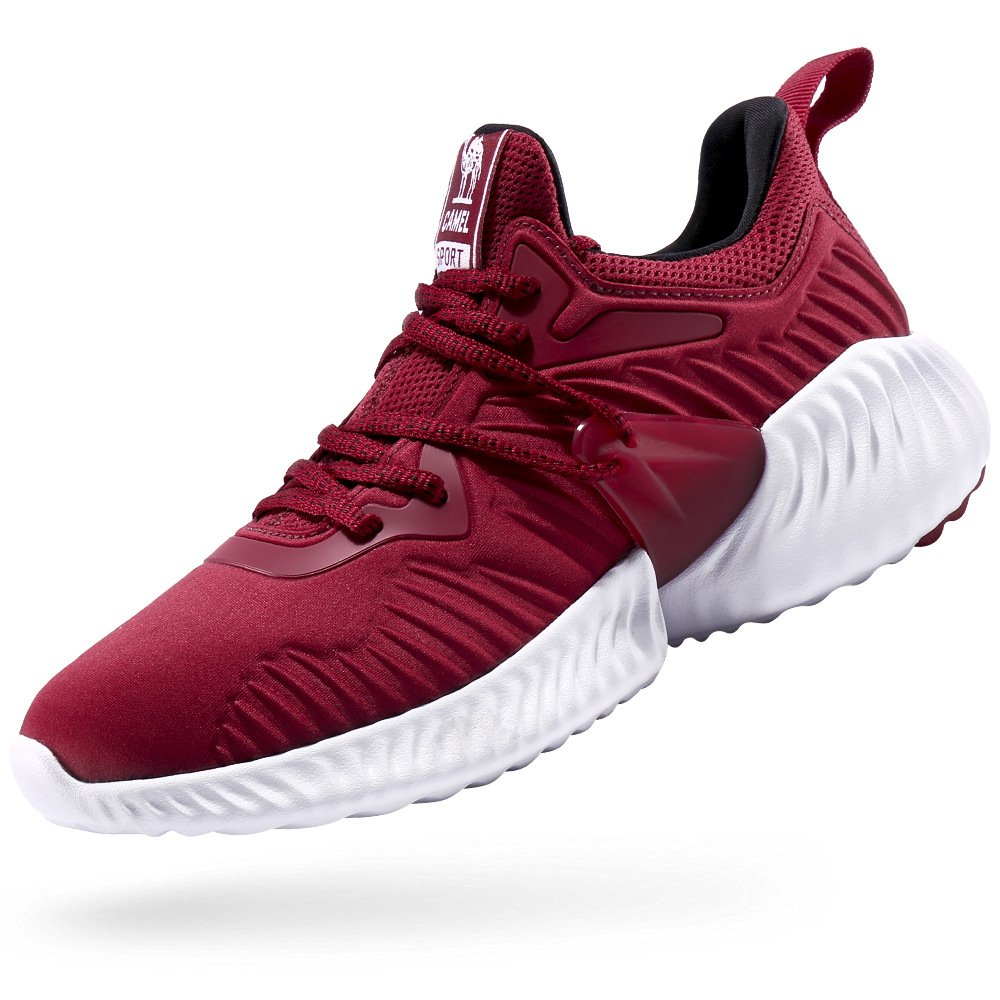 Camel Men's/Women Trail Running Shoes Cushion Walking Casual Fashion Non-Slip Sneakers A83235722509009_L_1
