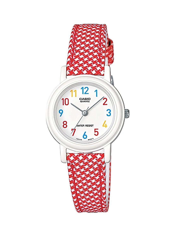 チープカシオ 腕時計 [並行輸入品] LQ-139LB-4B ベーシック レッド レディースウォッチ