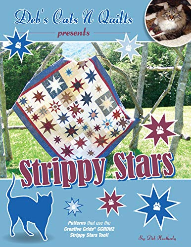 Strippy Stars: Patterns that use the Creative Grids Strippy Stars Tool
