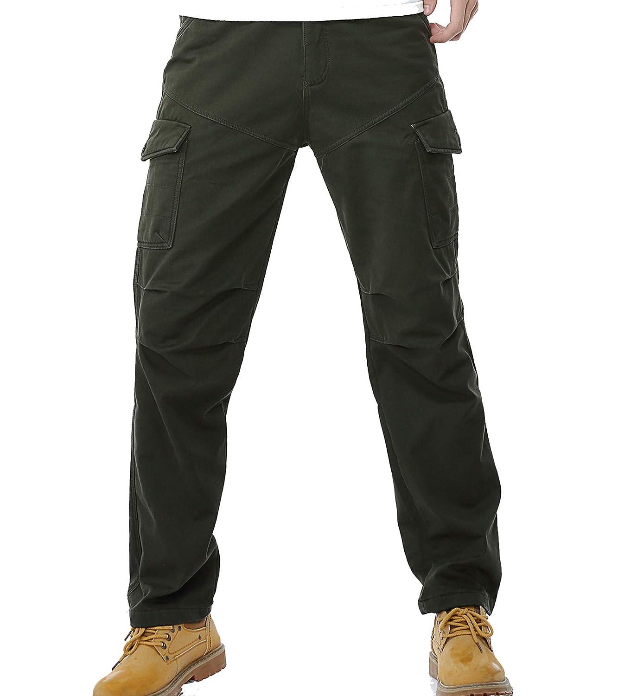 Largo Rojo//Negro Trangoworld Buron Pant M Hombre