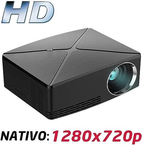 Proyector Full HD 1080P, LUXIMAGEN HD400 (2019 Nuevo), Proyector ...