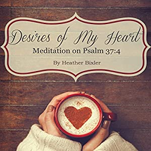 Desires of My Heart Audiobook