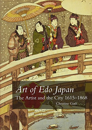 Art of Edo Japan: The Artist and the City 1615-1868