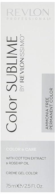Revlonissimo Color Sublime, Coloración permanente (Tono 8) - 75 ml