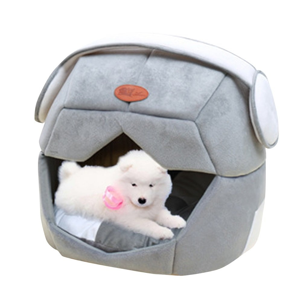 Dora Bridal Pet Cat Dog Kennels,Pets Beds Cave,Puppy Sleeping Bag,Warm Outer Space Dog Bed,Soft Pet House Hole Doghole Nest Igloo Cozy Bed For Small Medium Large Pets