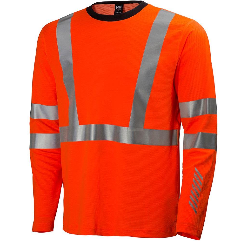 Helly Hansen 75018/_260-3XL Esbjerg Crewneck Chemise haute visibilit/é Taille 3XL Orange