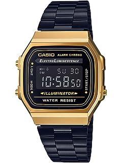 4359c958dc1 Relógio Casio Feminino Vintage LA670WEGB-1BDF  Amazon.com.br  Amazon ...