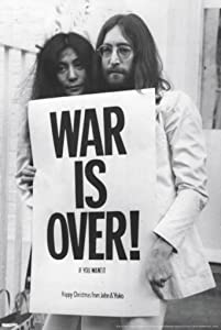 Pyramid America John Lennon War is Over Cool Wall Decor Art Print Poster 24x36