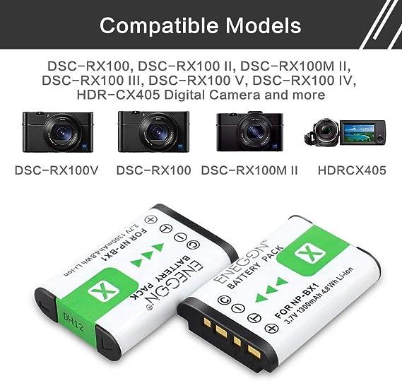 Batteria Alta Qualità per Sony Cyber-shot DSC-HX400V