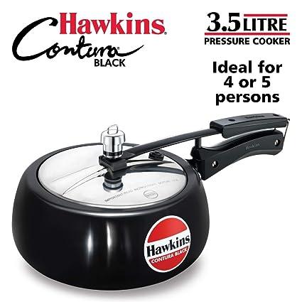 61926901d Buy Hawkins Contura Hard Anodised Aluminium Pressure Cooker
