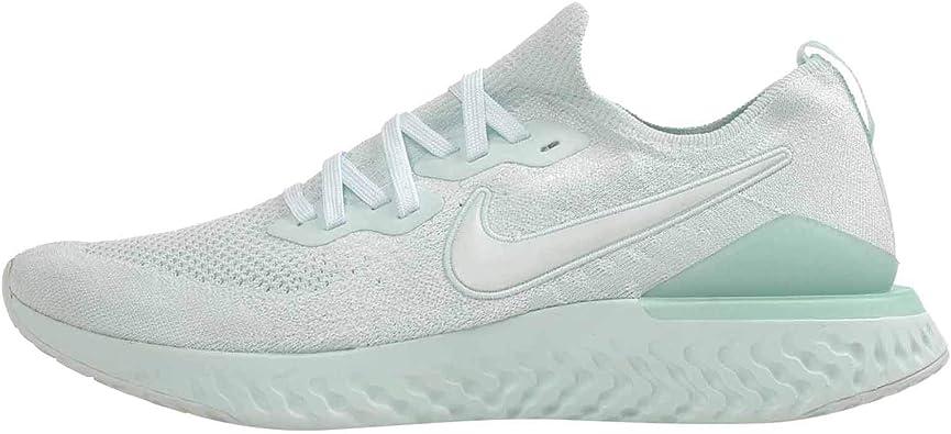 Ambientalista raro Modales  Nike Epic React Flyknit 2 Bq8927-300 - Zapatillas para Mujer:  Amazon.com.mx: Ropa, Zapatos y Accesorios