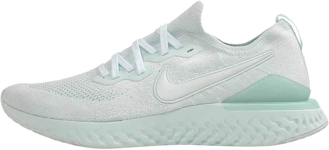 NIKE Epic React Flyknit, Zapatillas de Running para Mujer: Nike: Amazon.es: Zapatos y complementos