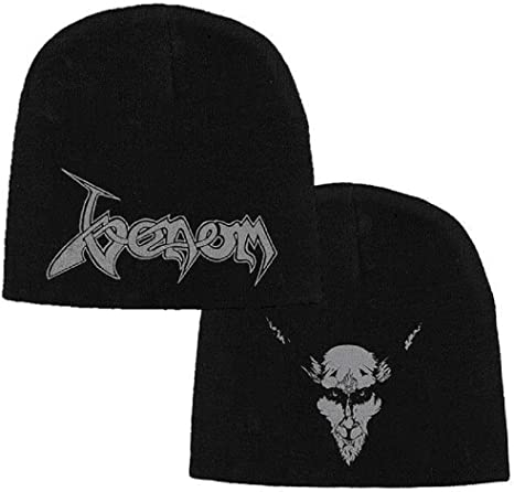 Macemusic Venom Beanie Hat Official Licensed Product Amazon Co