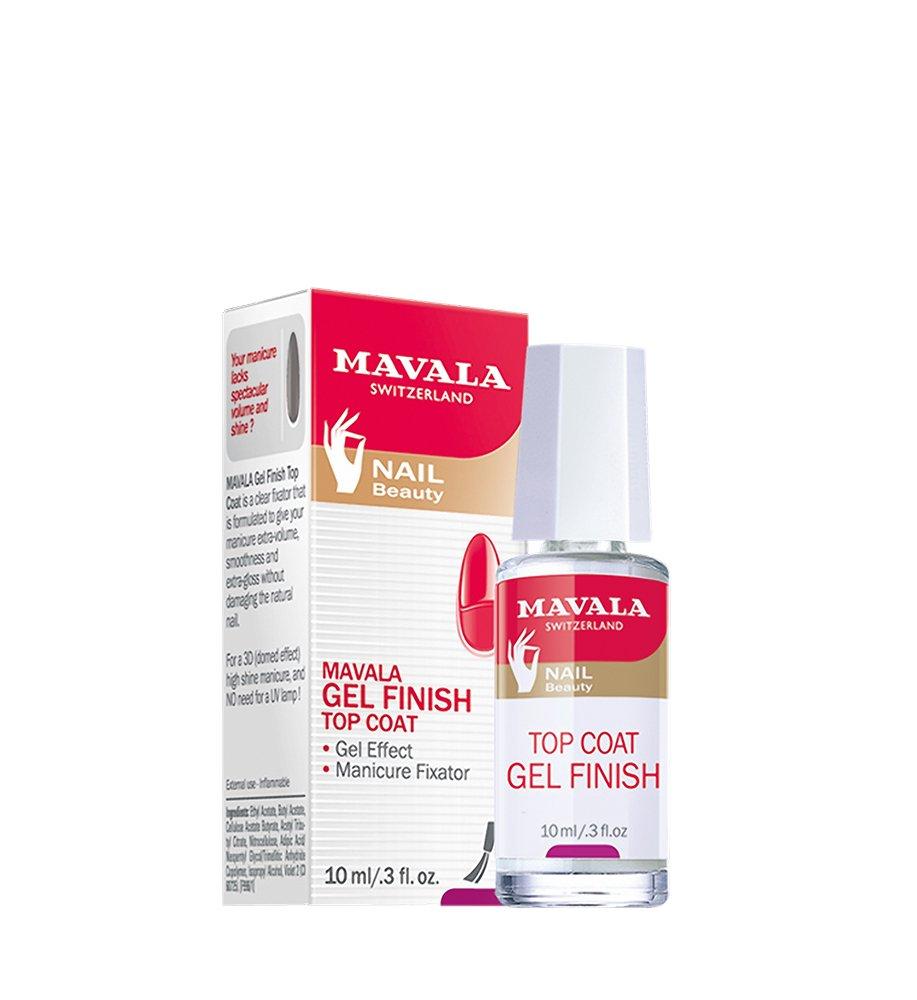 Mavala Top Coat Acabado Gel - 10 ml: Amazon.es