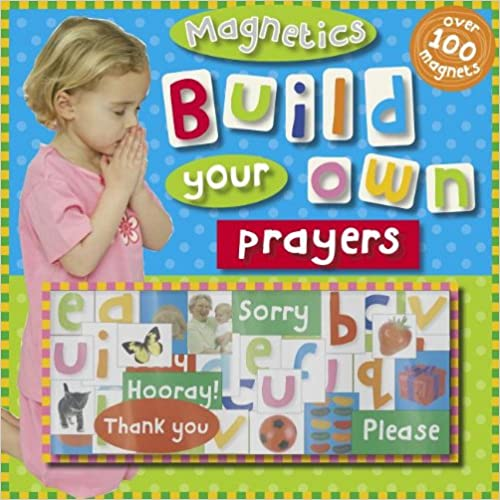 Build Your Own Prayers: Magnetic Prayer Book with Magnetic Board and Magnet(s) (Magnetics)