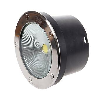 W Extérieur Carrossable Lumière Spot Led Blanc Pour Ip65 Allée 30 A5j34RLq