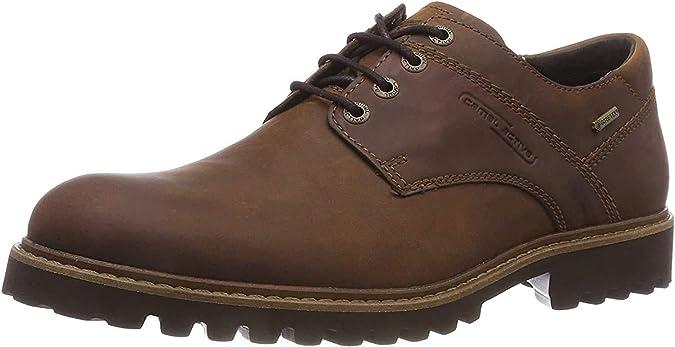camel active University GTX 11, Zapatos de Cordones Derby para Hombre