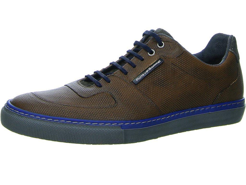 Floris van Bommel Men s Trainers Brown Size  10.5  Amazon.co.uk  Shoes    Bags 6912a2ffd