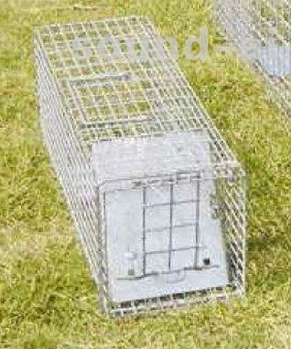 Animal Trap for Rats, Rabbits Squirrels, Chipmunks and Other Small Rodents ()