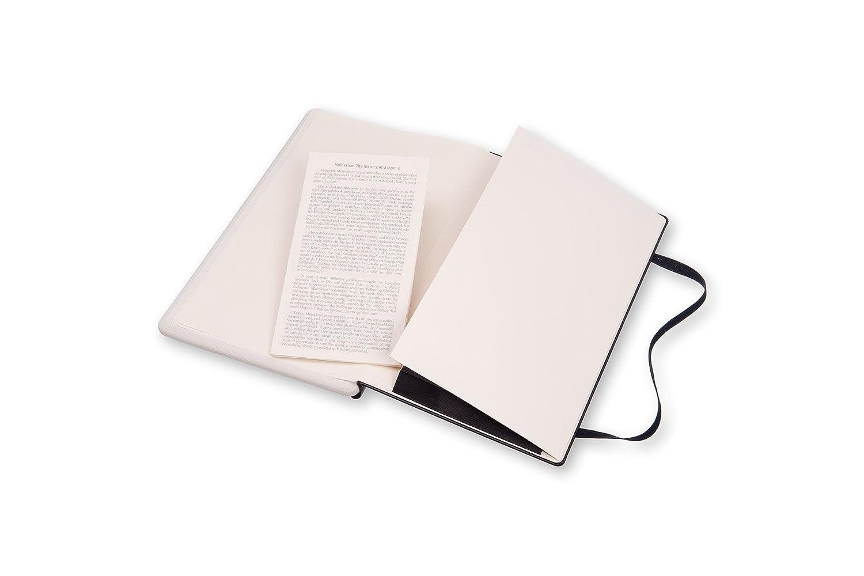 Color Negro Cuaderno Digital con P/áginas y Tapa Dura Smart Tablet de Papel 176 P/áginas Notebook Adecuado para Moleskine Pen+ Moleskine Tama/ño XL 19 x 25 cm
