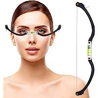 Eyebrow Shaping Kit,Eyebrow Shaper, Eyebrow Ruler Eyebrow Corrector, Professional Level Measure Tool for Eyebrow…