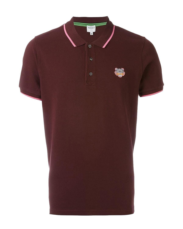 Kenzo Paris - Polo pour Homme Tigre - Rouge, XXL  Amazon.fr  Vêtements et  accessoires dec3aedf734