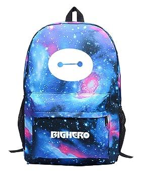 Juchen Niño Mochilas Escolares estanca Bolsa de Estudiante Amplias Oxford Backpack Juveniles Mochilas Tipo Casual Impresión de Anime Bolsa de Estudiante de ...