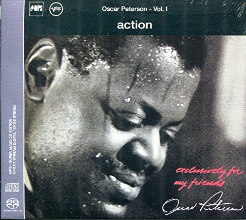 Oscar Peterson - Exclusively For My Friends - Vol. 1 - Zortam Music