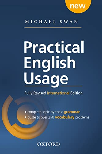 Practical English Usage (Practical English Usage; 4th edition)