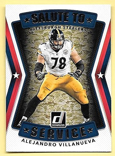 huge discount 0fa91 504c7 Amazon.com: 2017 Donruss Salute To Service #5 Alejandro ...