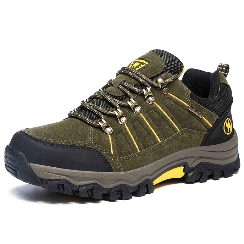YITU Men's Unlimited Outdoor Experience Waterproof Hiking Shoe