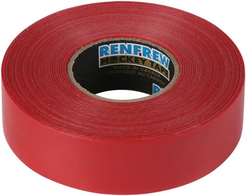 Renfrew Scapa Colored Polyflex Shin//Sock Hockey Tape 1 x 30m Color Choice