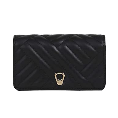 Parfois - Cartera London To Paris - Mujeres - Tallas S - Negro