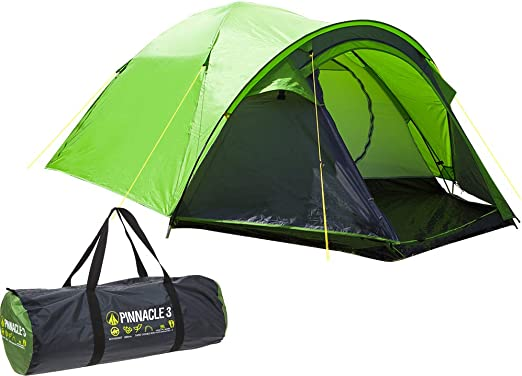 PMS SUMMIT H-HALT PINNACLE DOUBLE SKIN DOME TENT 3000HH 2 PE