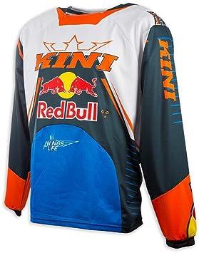 KINI 3L4017082 Equipamiento Piloto con Casco, Pantalon, Camiseta y Guantes, Talla S,