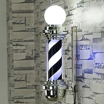Led Applique Coiffure De Faire Pivoter Murale Pôle Lumière Salon MVSUqpz