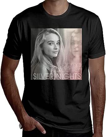 Amazon.com: Sabrina Carpenter Music Mens Tops Short Sleeve