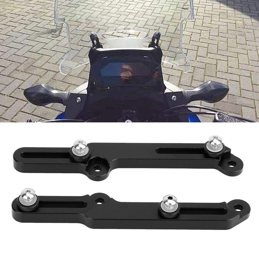 Aramox Motorrad-Windschutzscheiben-Einsteller default #1