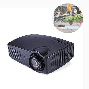GJZhuan Proyector De Video, Mini Proyector Proyector LCD ...