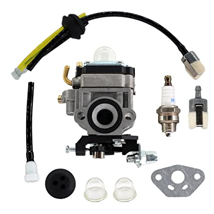 Amazon com: USPEEDA Carburetor 10mm Carb For Kragen Zooma