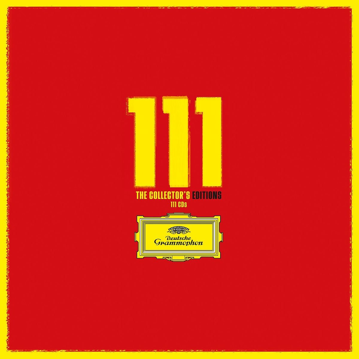 111 The Collector's Edition [111 CD][Limited Edition Box Set] by CD