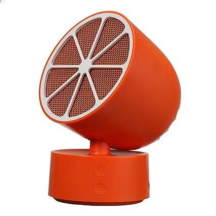 YSCCSY Calentador De Aire Eléctrico Potente Calefactor Portátil Mini Rápido Calentador Ventilador Estufa Radiador Habitación Calentador